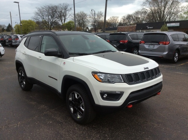 new 2017 jeep compass trailhawk sport utility in grosse pointe ht630910 ray laethem chrysler. Black Bedroom Furniture Sets. Home Design Ideas