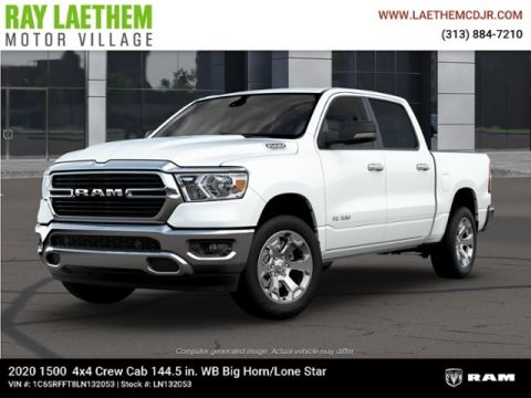 New 2020 RAM 1500 Big Horn/Lone Star
