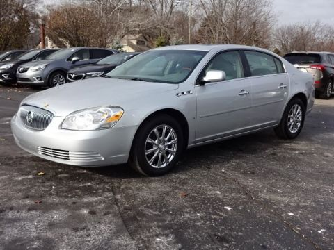 Pre-Owned 2009 Buick Lucerne CXL-4
