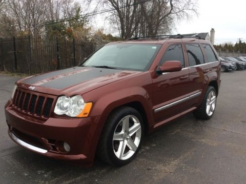 Pre-Owned 2008 Jeep Grand Cherokee SRT8