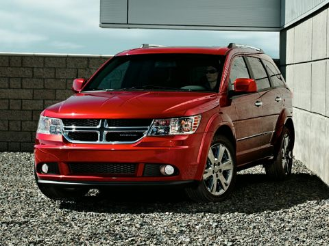 Pre-Owned 2015 Dodge Journey AVP